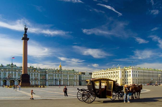 Sightseeing city tour - Majestic Saint-Petersburg