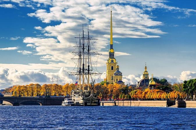 Walking 2 day shore tour of Saint-Petersburg