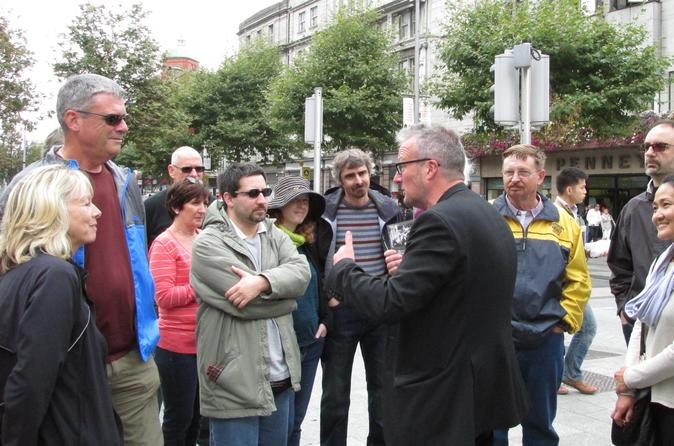 1916 Rebellion Walking Tour