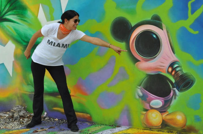 Miami Food and Art Walking Tour of Wynwood Neighborhood