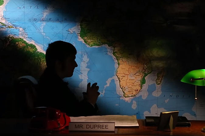 Mr. Dupree Mission Escape Room in Milwaukee