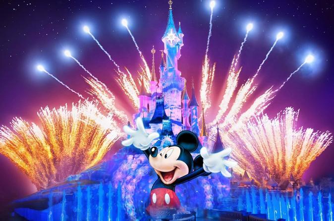 Ingresso de 1 dia para a Disneyland Paris