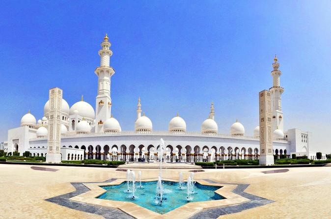 Excursão turística de dia inteiro por Abu Dhabi saindo de Dubai