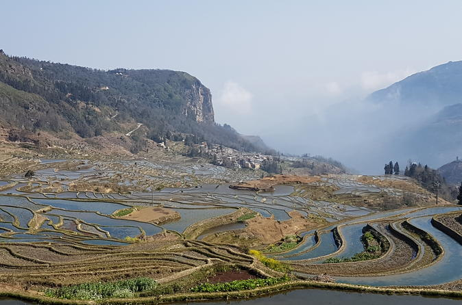 4-day Yuanyang & Stone Forest Photograph Tour - Kunming