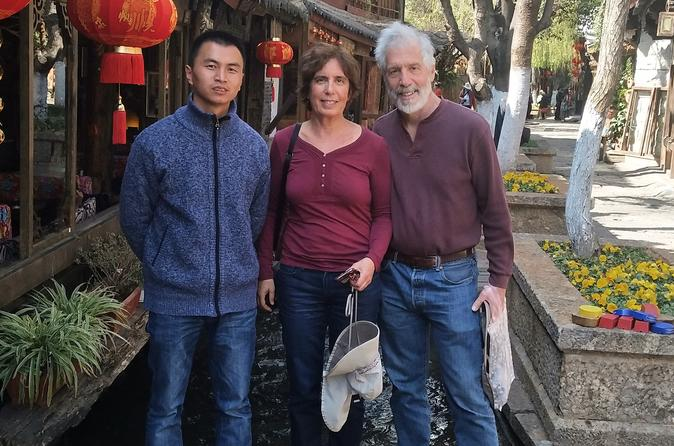 Three-day Private Dali, Shaxi And Lijiang Tour