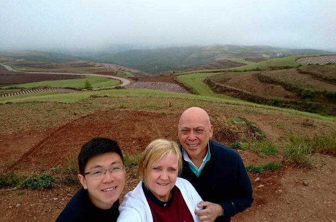 Two-day Dongchuan Red Land Photography Tour - Kunming