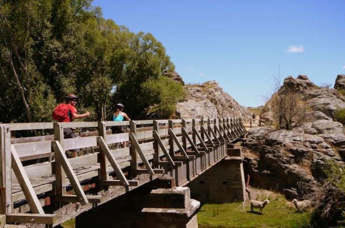 Otago Central Rail Trail Bike Tour