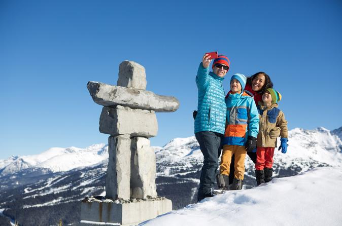 Winter Tour: Whistler and Shannon Falls Full-Day Tour from Vancouver