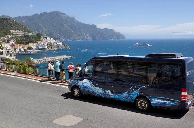 Amalfi Coast Day Trip