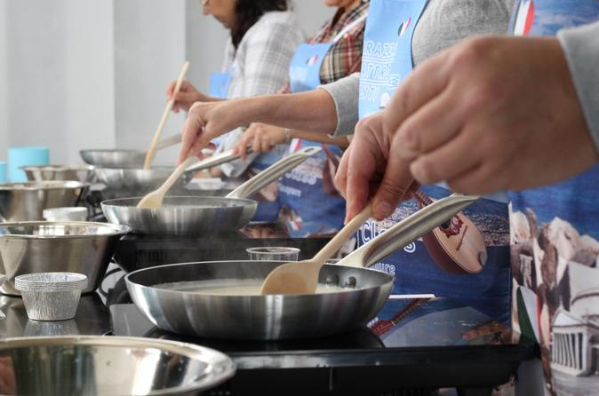 Neapolitan Hands-on Cooking Class From San Giorgio - Naples