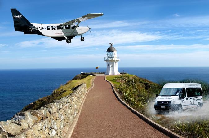 Cape Reinga Half-Day Tour including Scenic Flight