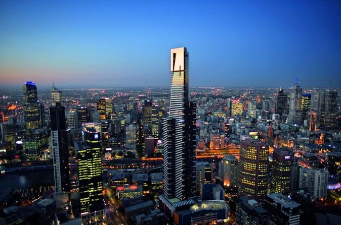 Passe de atrações de Melbourne: Aquário de Melbourne e Eureka Skydeck 88