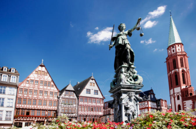 City Tour por Frankfurt
