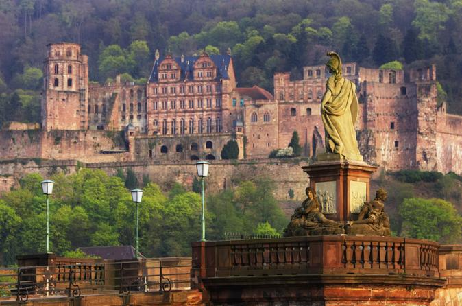 Combo Frankfurt: excursão de meio dia em Heidelberg e pela cidade de Frankfurt