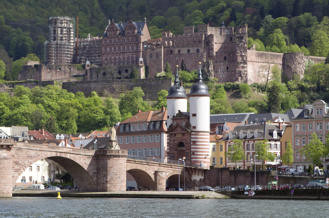 Excursão a Nuremberg e Heidelberg saindo de Frankfurt