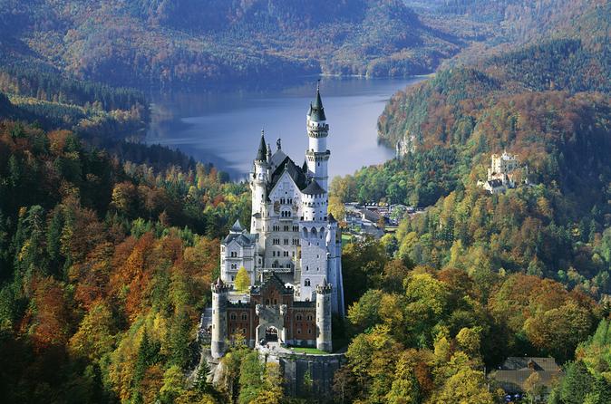 Frankfurt Supereconômica: viagem de um dia ao Castelo de Neuschwansteine e Rothenburg