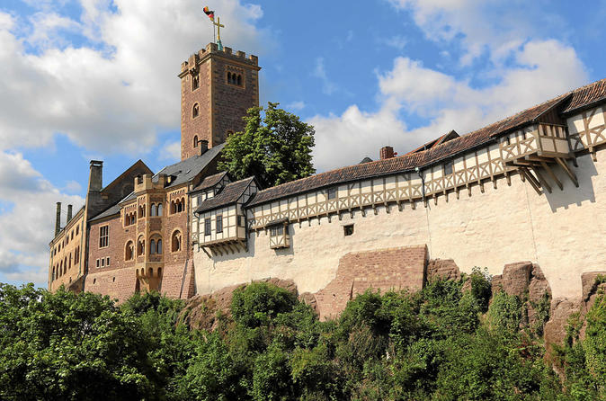 Full-Day Wartburg Castle Tour from Frankfurt