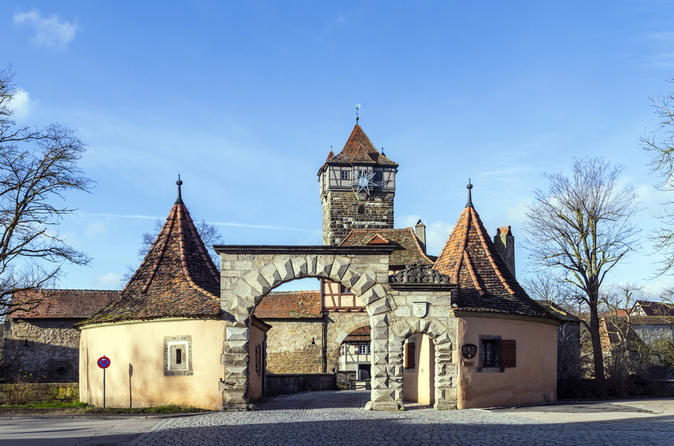 Nuremberg and Rothenburg Day Trip from Frankfurt