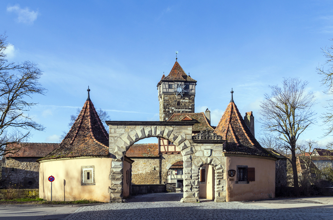 Passeio de um dia à Nuremberg e Rothenburg saindo de Frankfurt