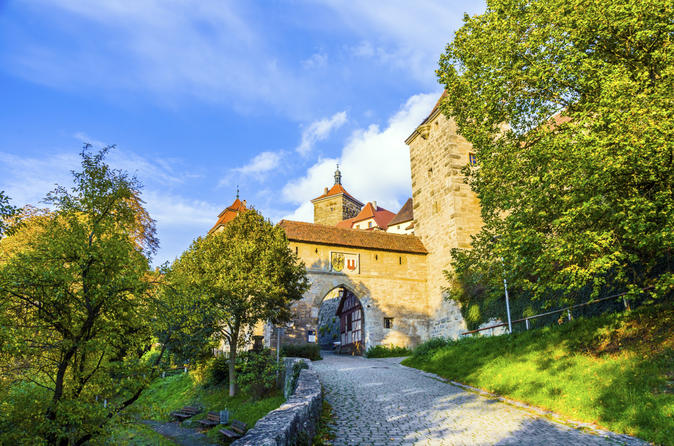 Private Tour: Rothenburg and Romantic Road Day Trip from Frankfurt