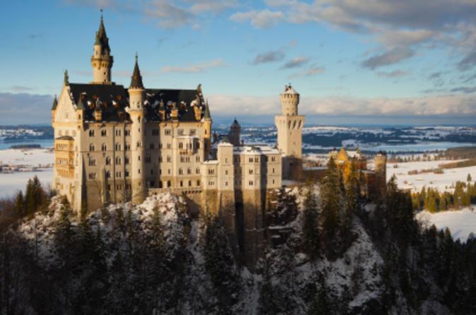 Garmisch To Neuschwanstein Castle Tour