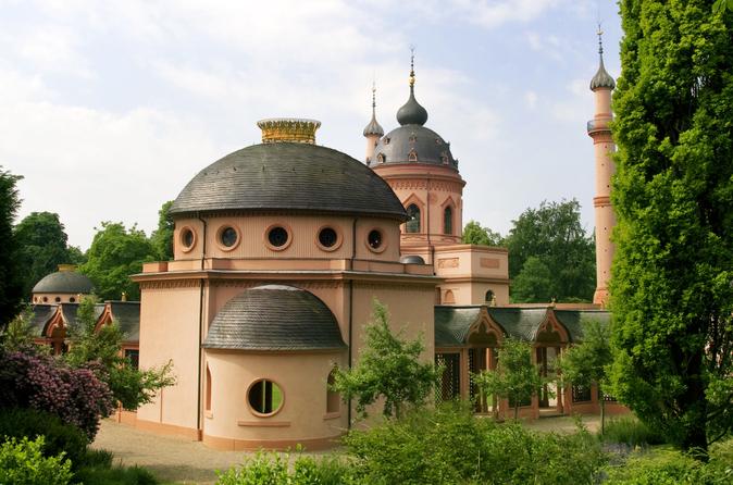 Viagem de um dia aos castelos de Schwetzingen e Heidelberg saindo de Frankfurt