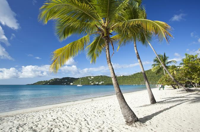 St Thomas Private Group Tour: For More Than 10 People
