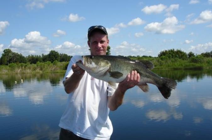 Experiência de Pesca Esportiva de Competição