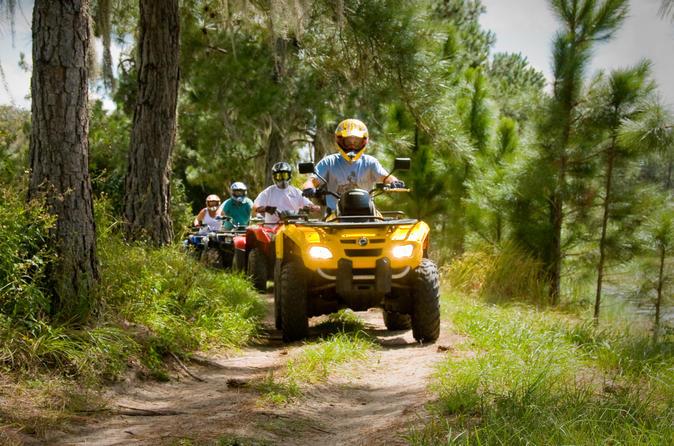 Experiência Off Road ATV
