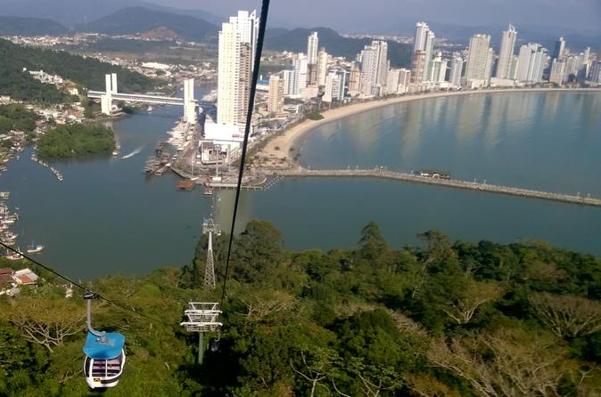 Full Day Balneário Camboriú from Florianópolis