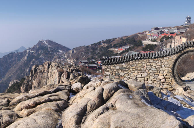 2-Night Best of Shandong Tour by Bullet Train from Beijing
