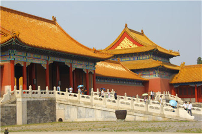 Beijing Day Tour: Forbidden City and Temple of Heaven and Summer Palace Day Tour