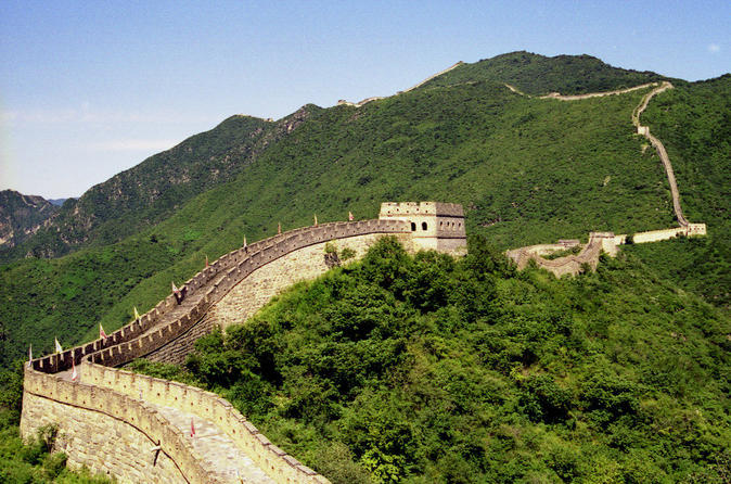 Full day tour of mutianyu great wall water cube and bird s nest in beijing 225854