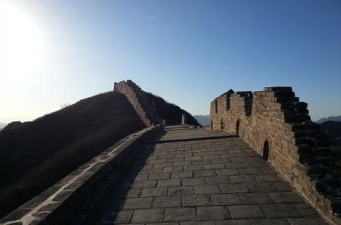 Jinshanling Great Wall Morning Hiking Tour