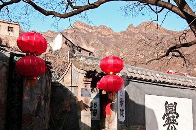 Private Tour: Day Trip to Chuandixia