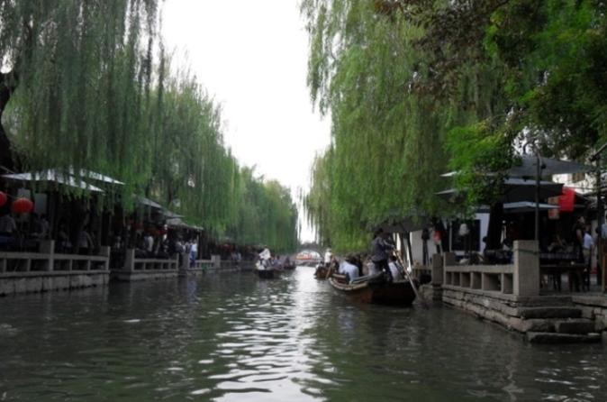 Zhouzhuang Water Village Tour from Shanghai