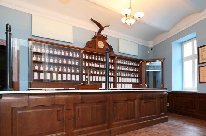Entrance Ticket To Apteka Pod Orlem - Ghetto Eagle Pharmacy Museum - Krakow
