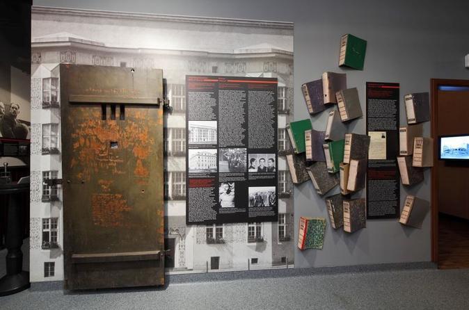 Gestapo Headquarters Entrance Ticket - Krakow
