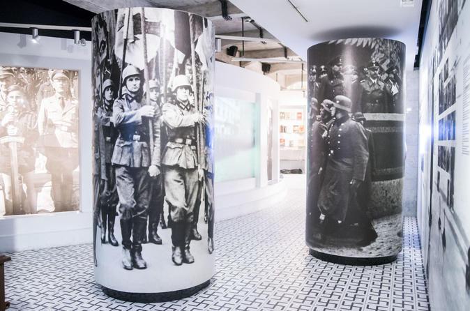 Ingresso normal do Museu da Fábrica Schindler