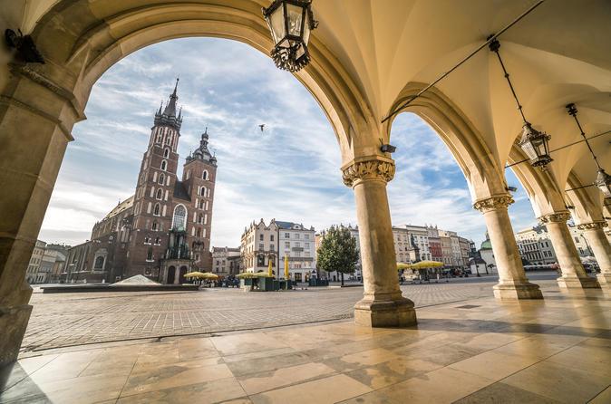 Skip The Line St Mary's Basilica Entrance Ticket - Krakow
