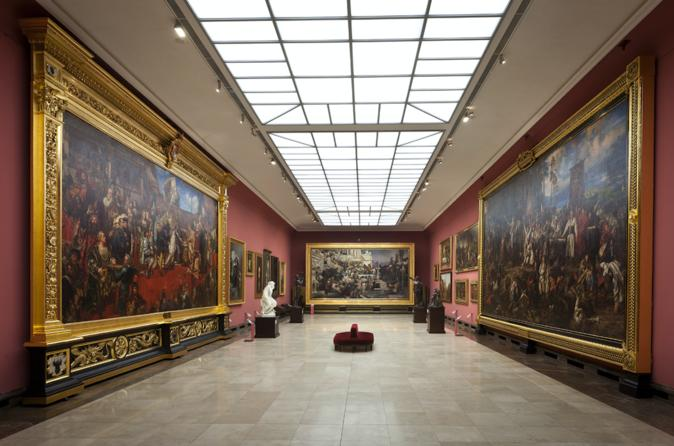 Sukiennice The Gallery Of 19th Century Polish Art - Krakow