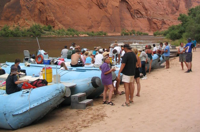3 day grand canyon and colorado river float in phoenix 50536