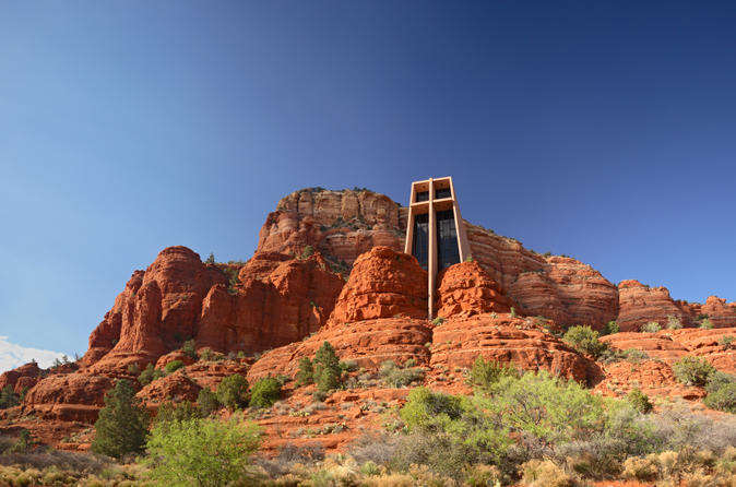 Sedona red rock adventure including jeep tour in phoenix 50544