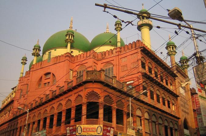 Private Tour: Places of Worship in Kolkata including Mother House