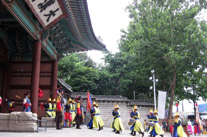 Seoul history and culture small group tour in seoul 528846