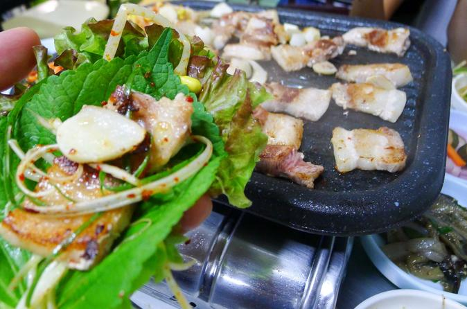 Seoul street food walking tour in seoul 342824