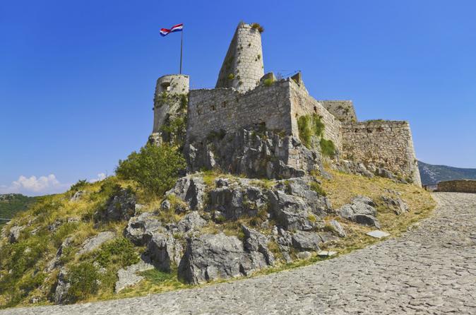 Exclusivo da Viator: Excursão 'Game of Thrones' em Split