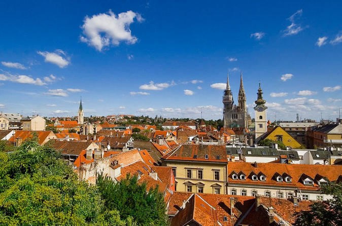 Excursão de 7 ou 9 noites com o melhor da Croácia: Zagreb, Split, Hvar, Korcula e Dubrovnik