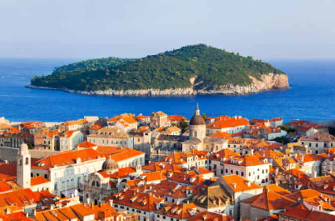 Excursão terrestre por Dubrovnik: explore Dubrovnik em um teleférico