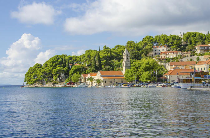 Private Tour: Cavtat and Dubrovnik Old Town